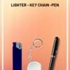 PEN-KEY CHAIN-LIGHTER